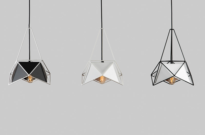 Geometric shapes lamps by mexican design studio shift blog arsretail geometric shapes lamps by mexican design studio shift aloadofball Gallery