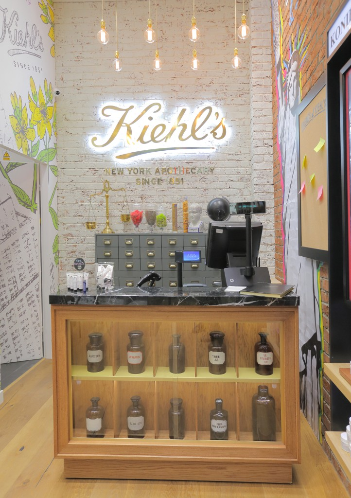 kiehl's manufaktura - 12